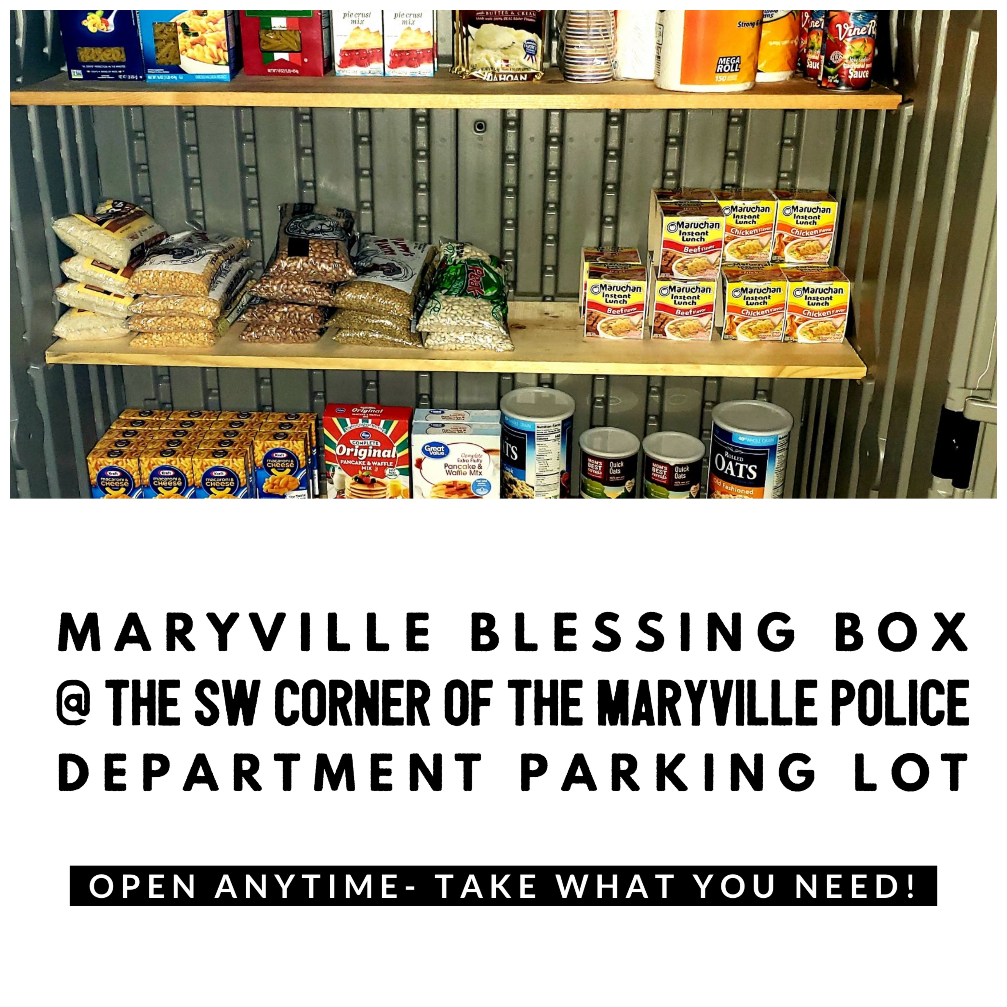 Maryville Blessing Box Photo 1