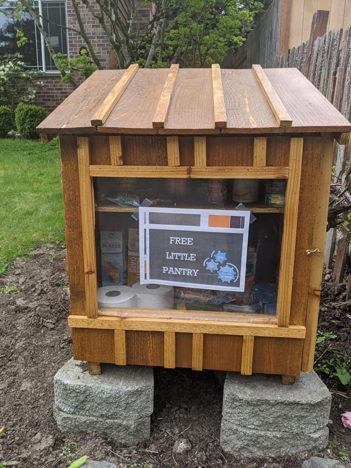Free Little Maywood Hills Pantry Photo 1