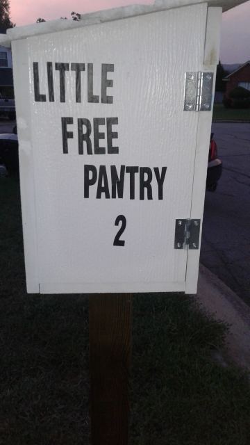 Little Free Pantry #2 Photo 2