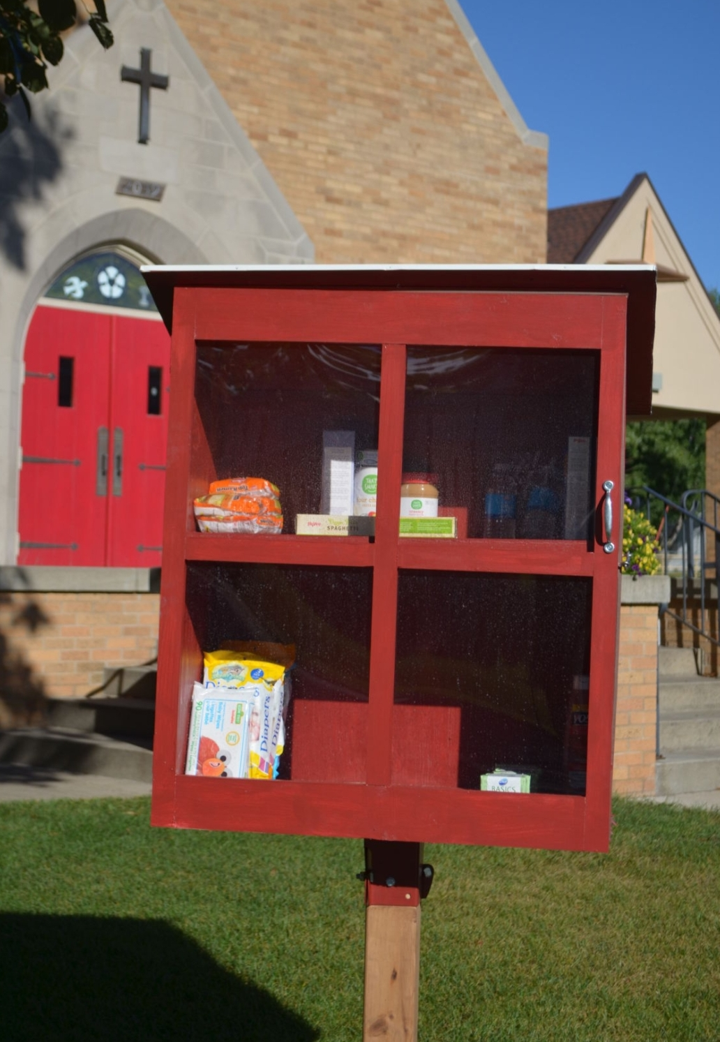 St. Luke Lutheran Blessing Box Photo 1