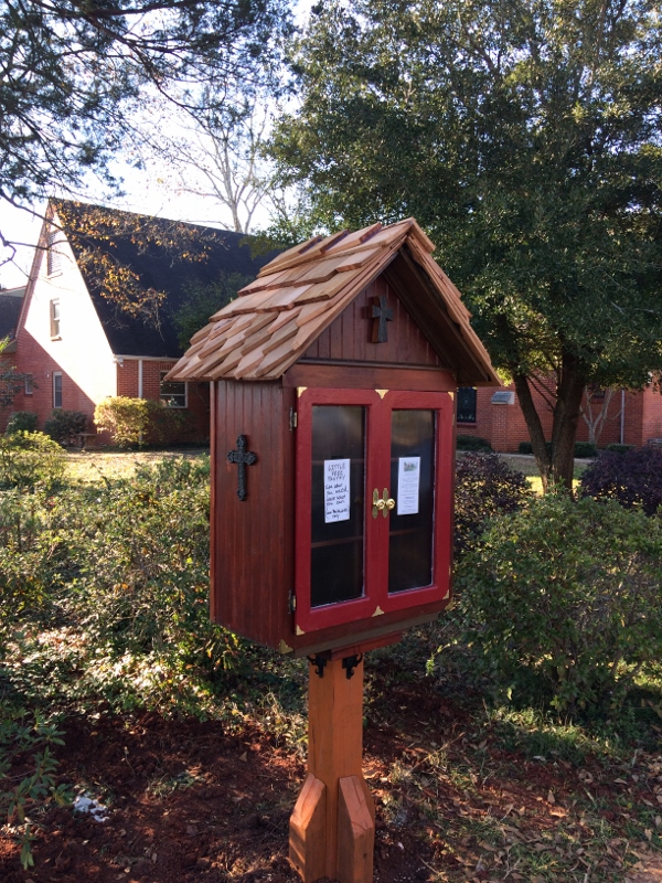Montevallo Little Free Pantry Photo 1