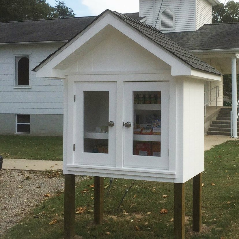 The Little Pantry at Grayridge Churxh Photo 1