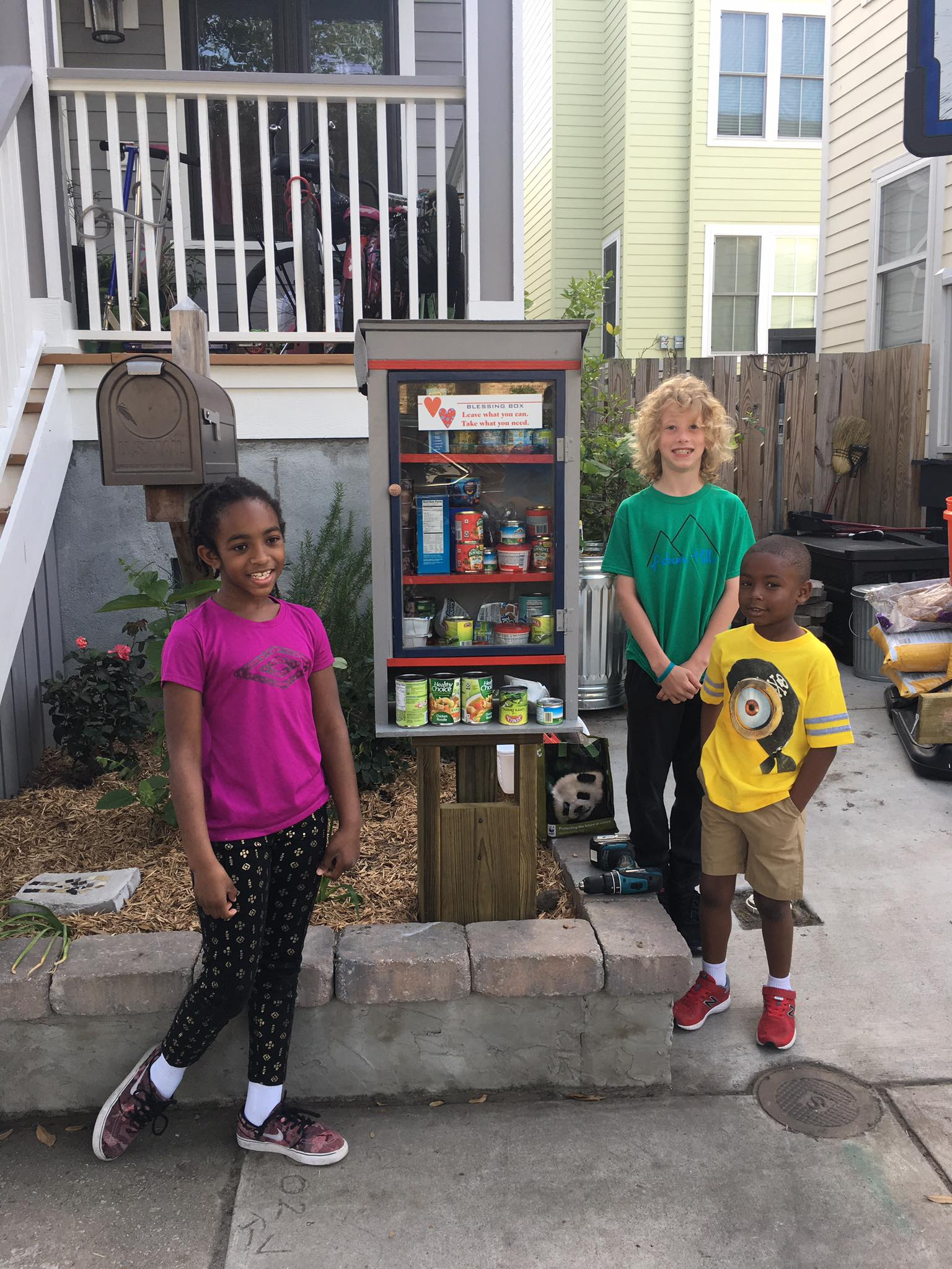 Lowcountry Blessing Box Project: Ashley Ave Photo 1