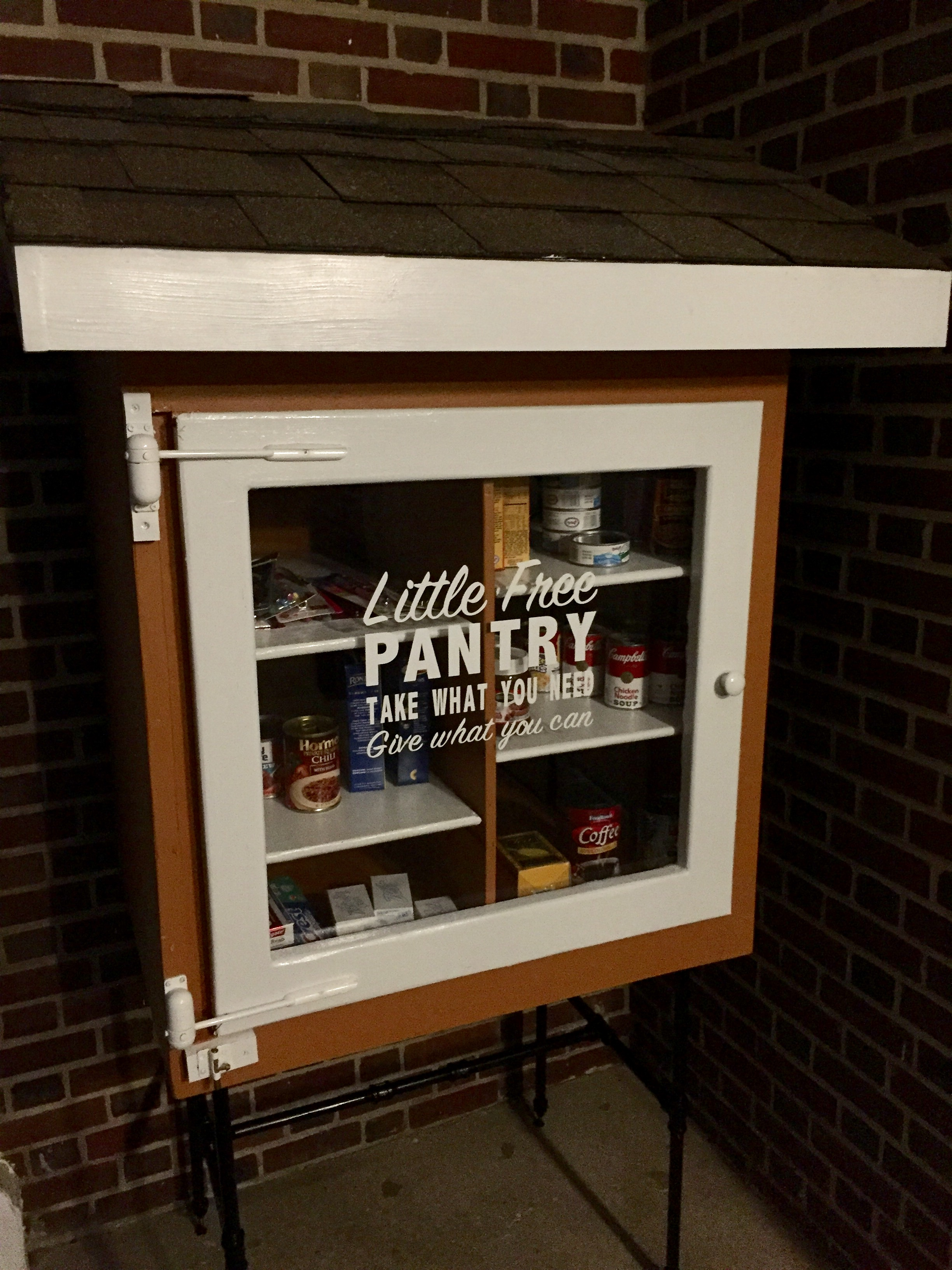 United Methodist Church Red Bank Little Free Pantry Photo 1