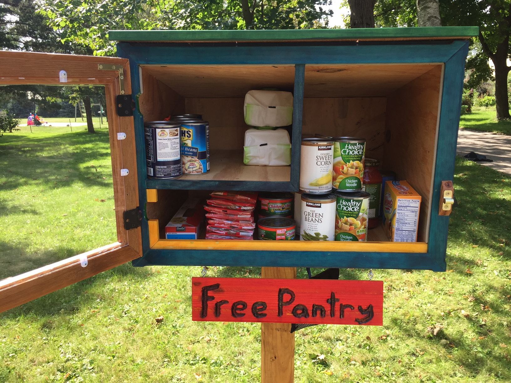 Little Free Pantry-Whitewater Photo 1
