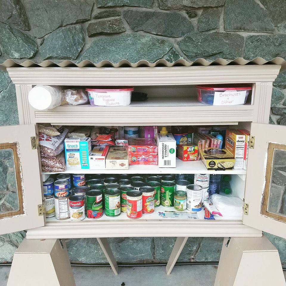 Little Free Pantry of Boone Photo 2