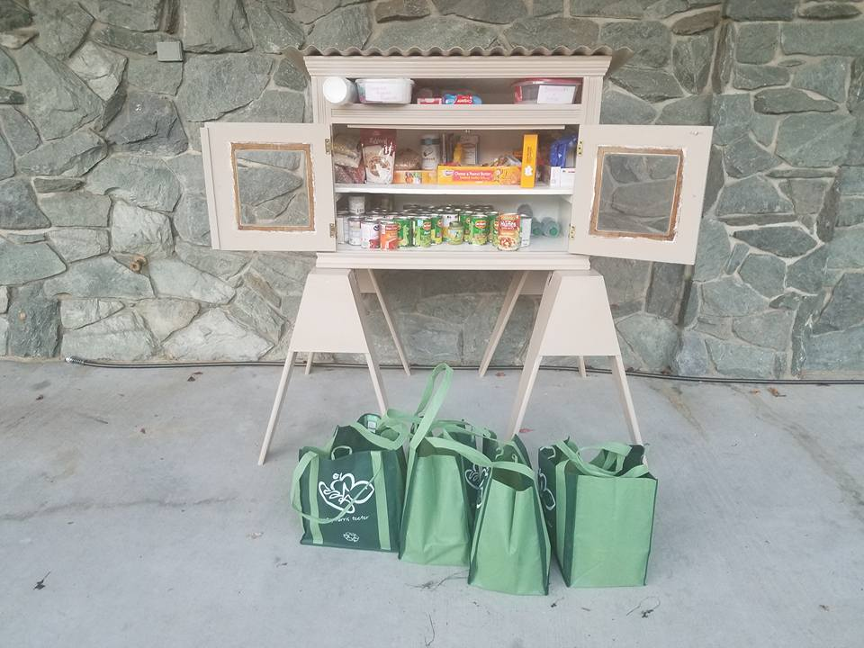 Little Free Pantry of Boone Photo 1