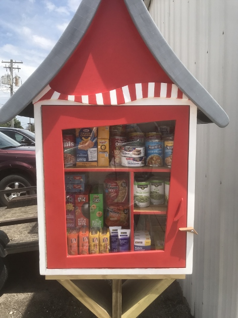 Story City Little Free Pantry Photo 1