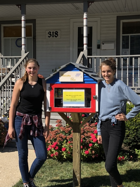 St. Charles Blessing Box Photo 1