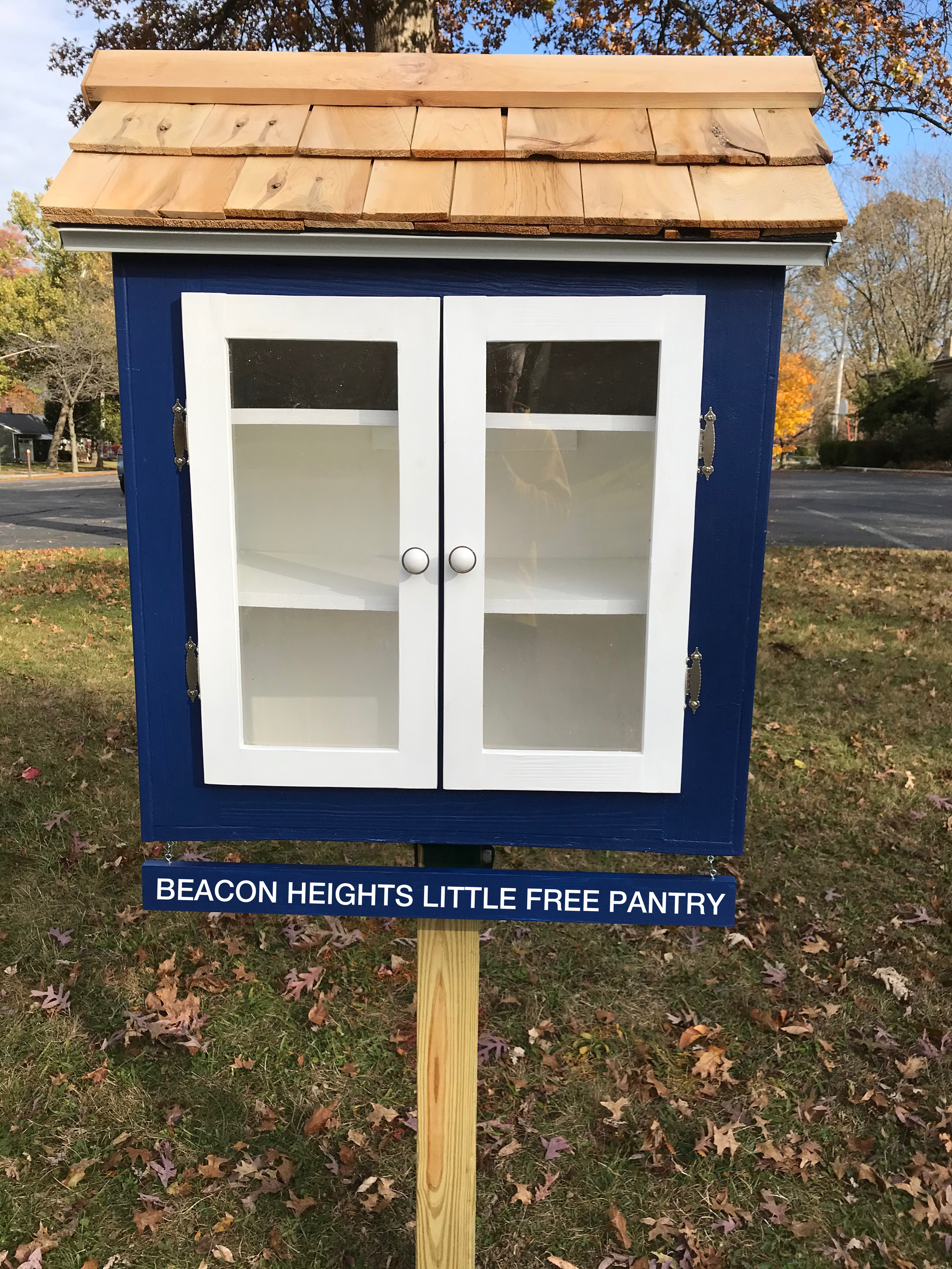 Beacon Heights Little Free Pantry Photo 1