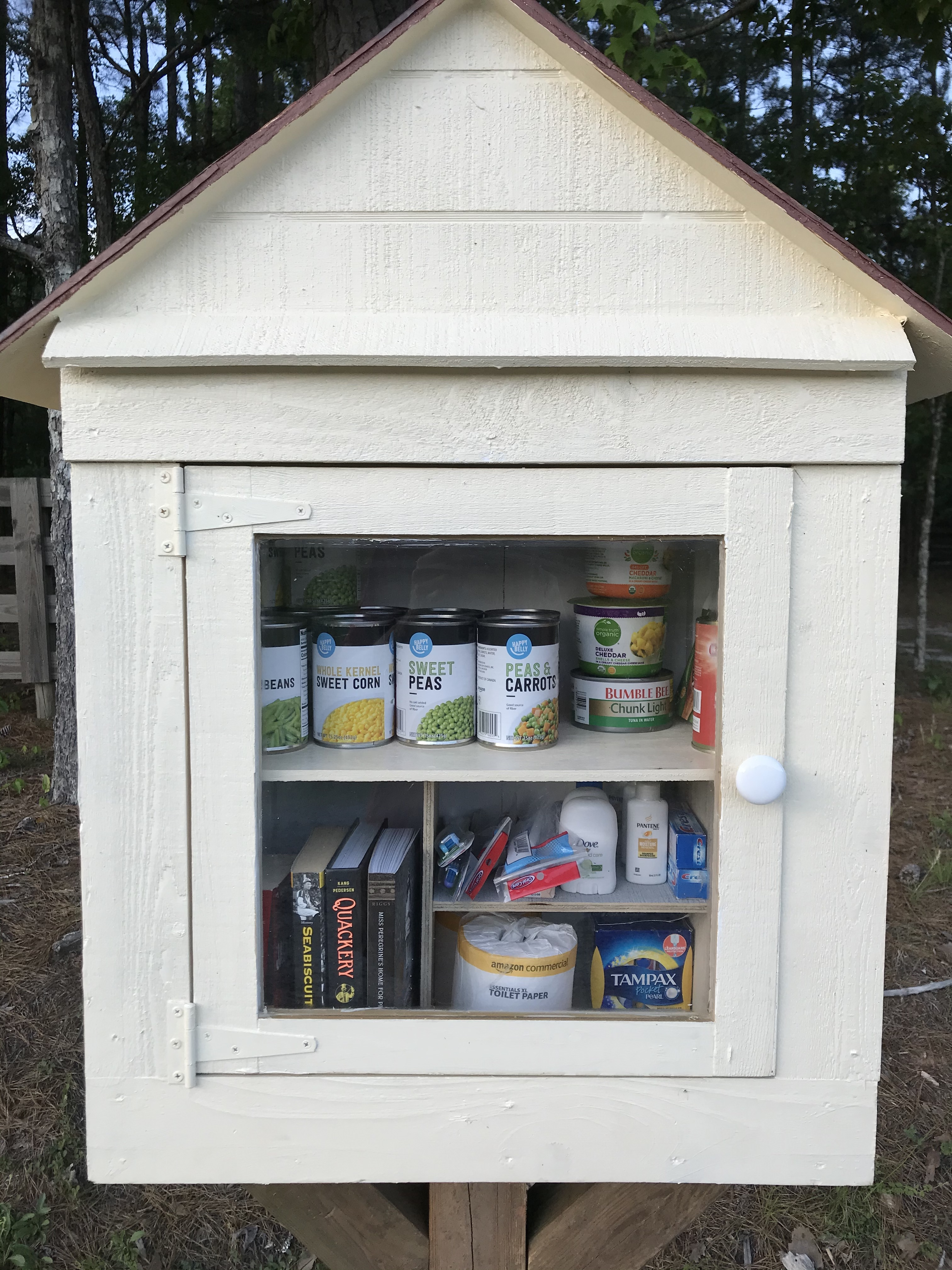 Piney Woods Little Free Pantry Photo 1