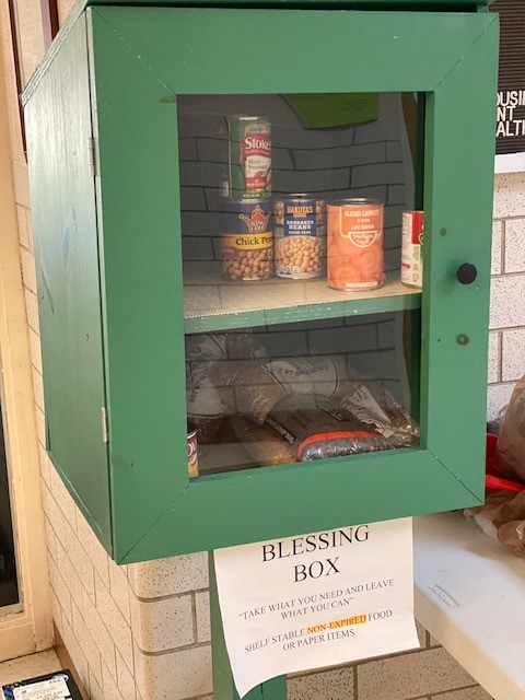 ABCAP Blessing Box Photo 1