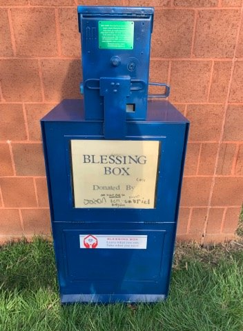 Columbus Blessing Boxes Project #20 Photo 1
