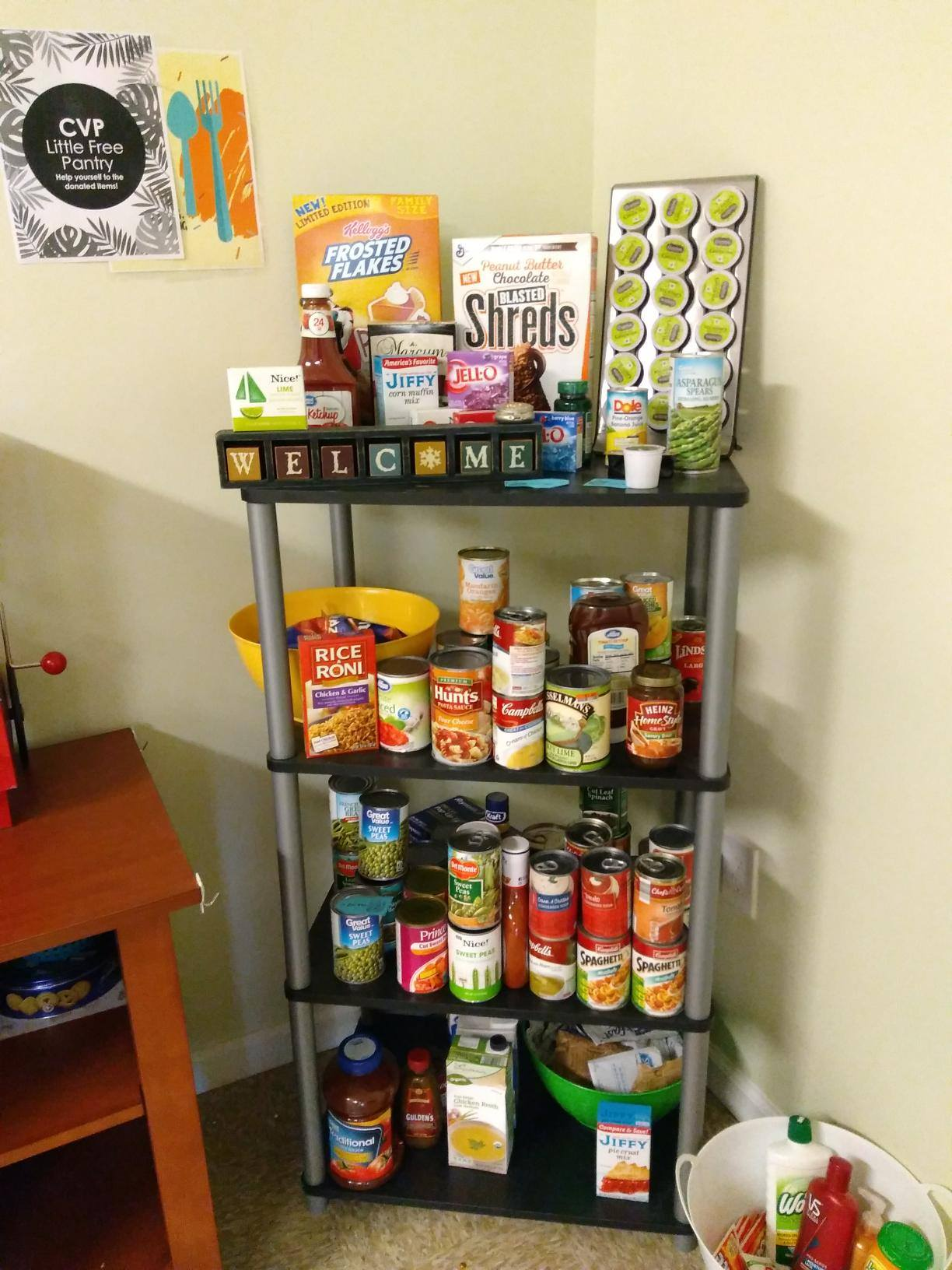 Community Village of Potsdam Little Free Pantry Photo 2