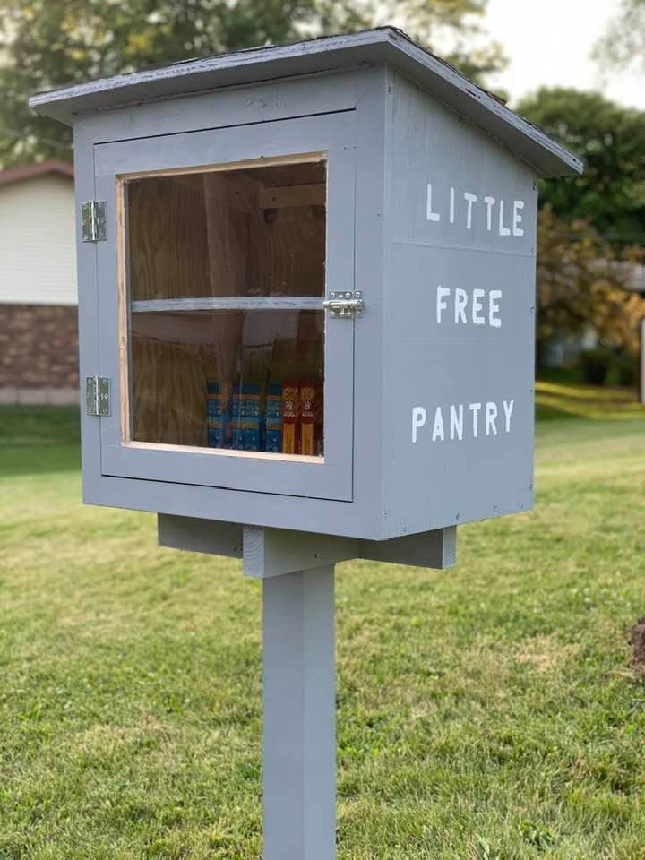 Little Free Pantry - Madison Avenue Photo 1