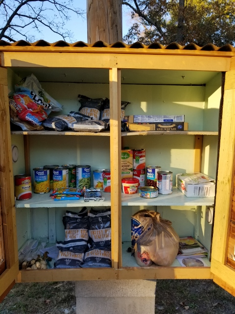 Little Free Pantry in Sherwood Ar #2 Photo 1