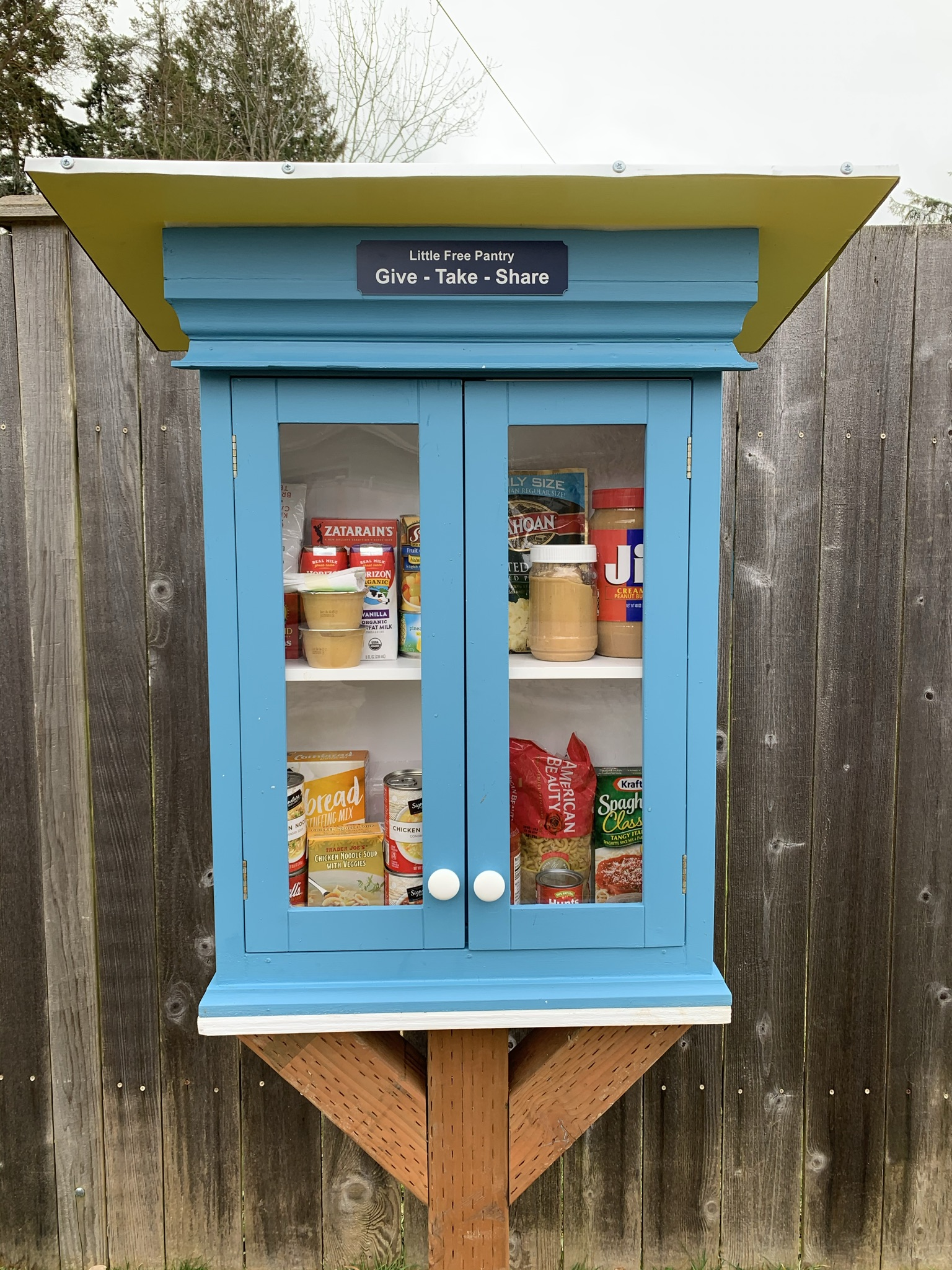 Meridian Little Free Pantry Photo 1