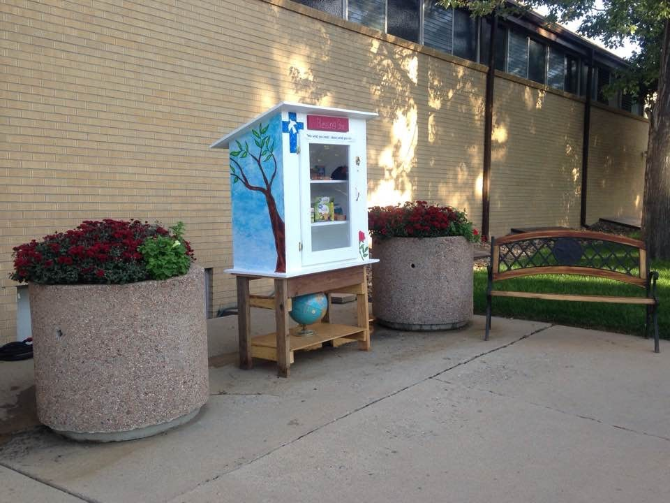 Cornerstone Blessing Box Photo 2