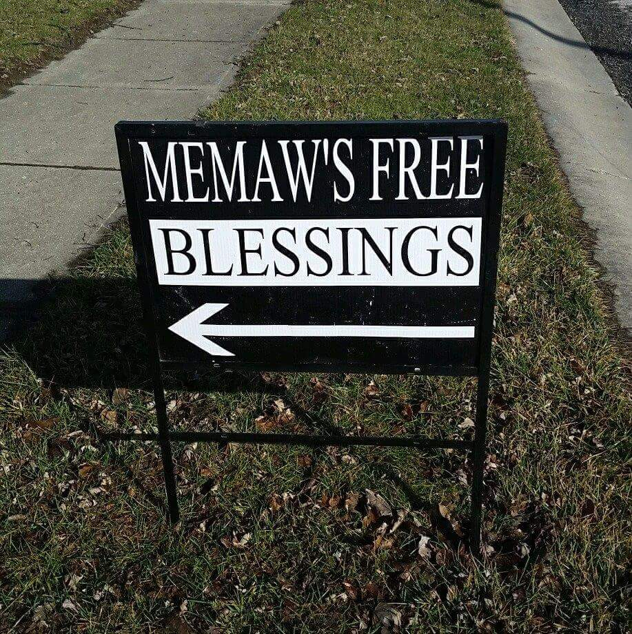 Memaw's Free Blessings Photo 2