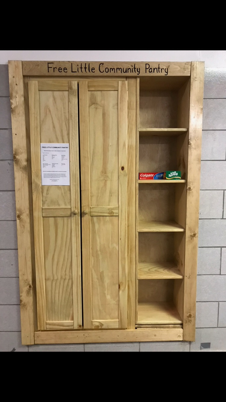Free Little Community Pantry of Fleetwood Photo 1