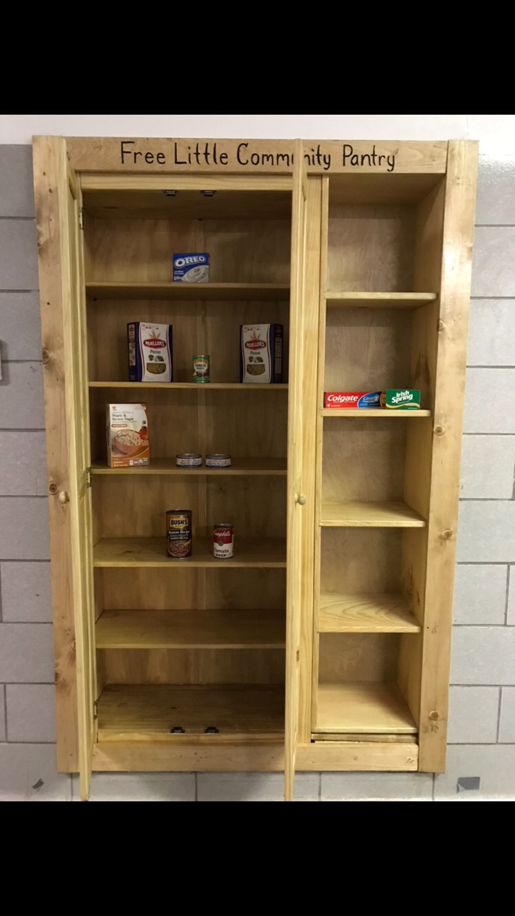Free Little Community Pantry of Fleetwood Photo 2