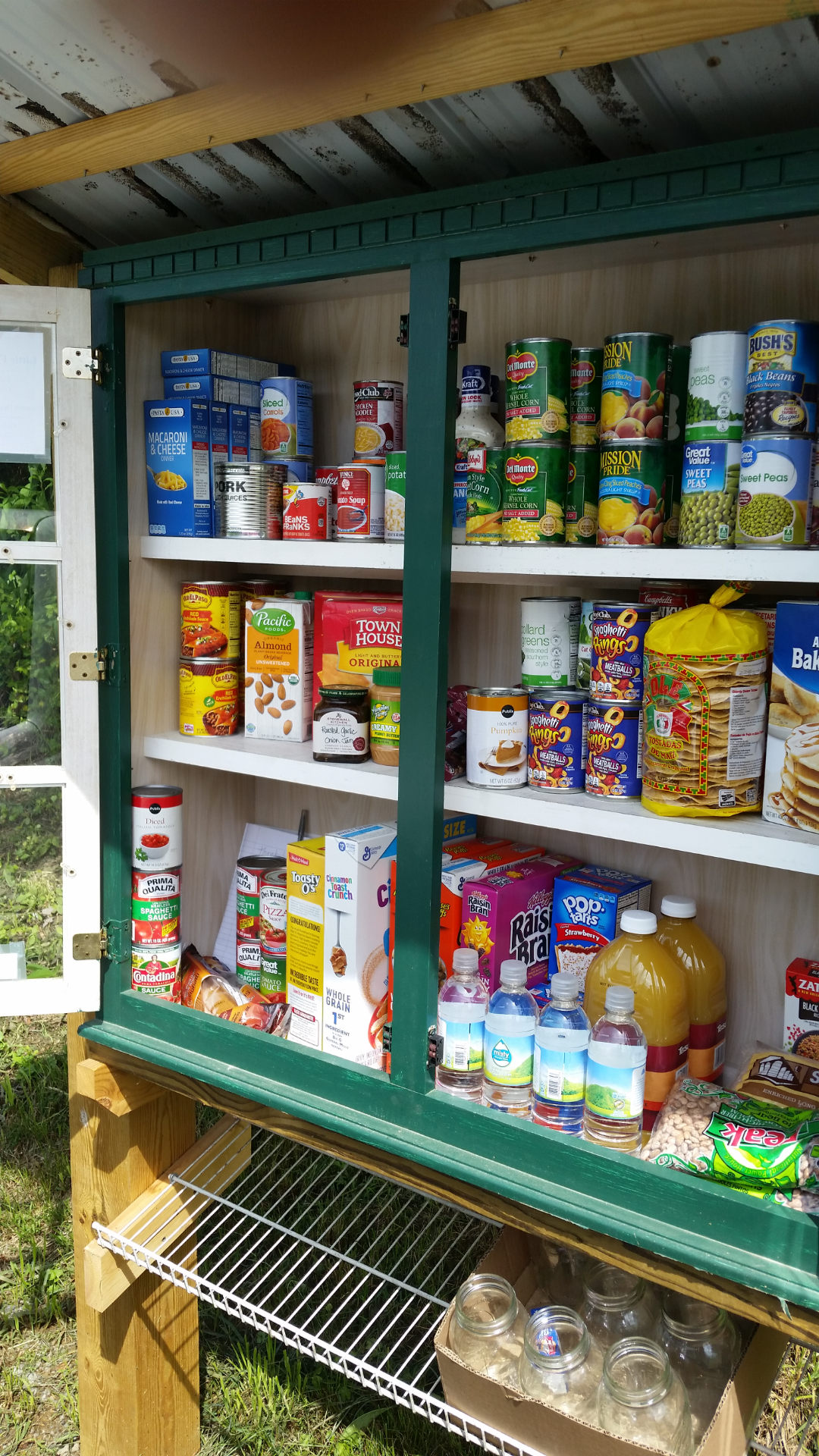 Little Free Food Pantry Photo 2