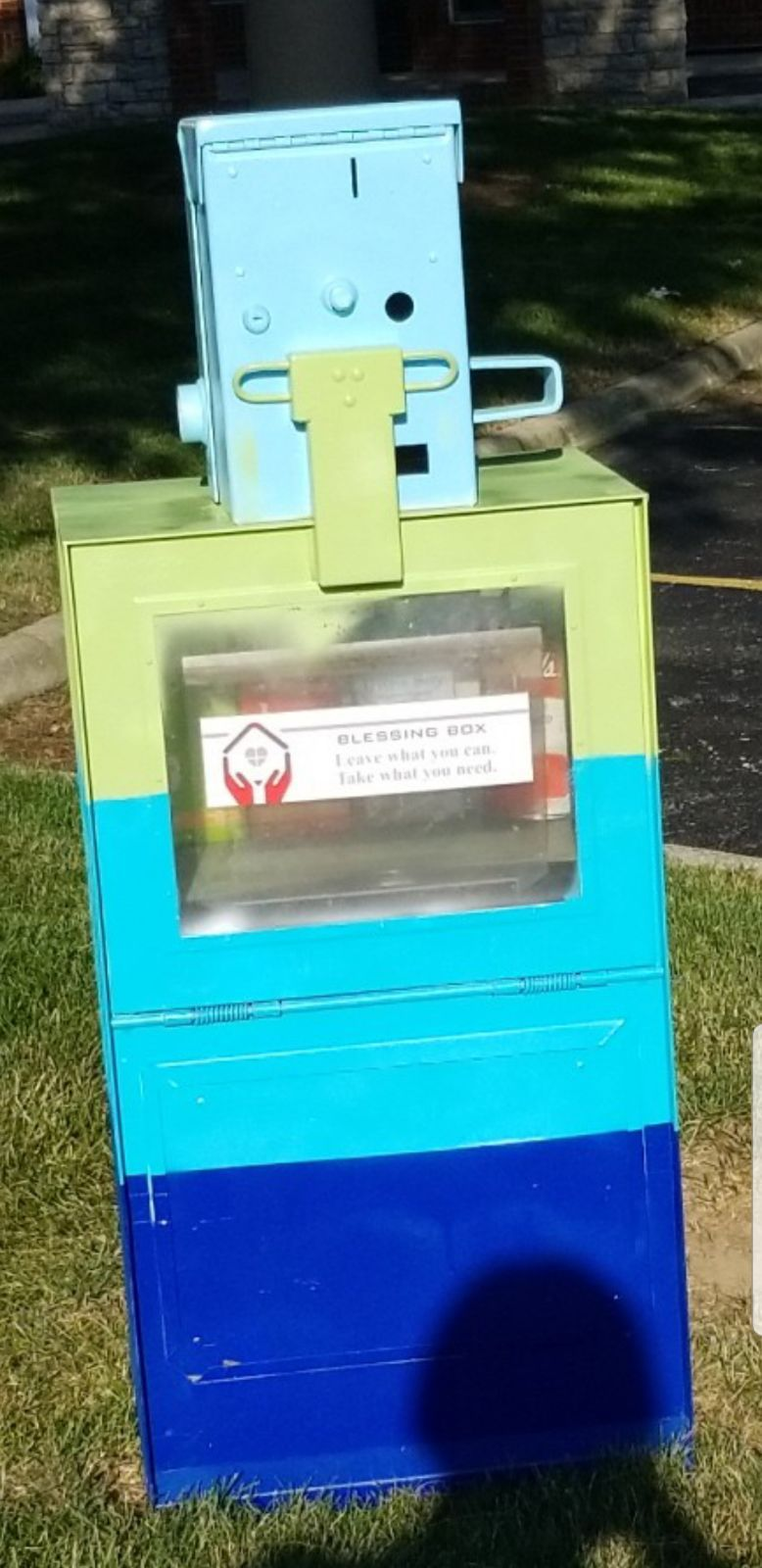 Columbus Blessing Boxes Project #15 Photo 1