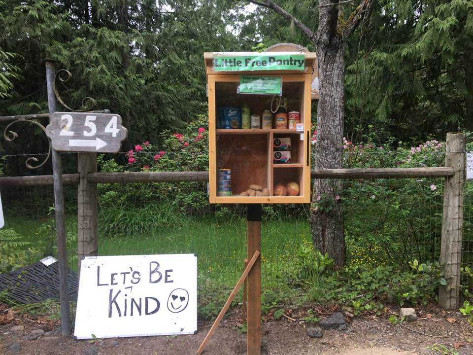 Center for Spiritual Living Little Free Pantry Photo 1