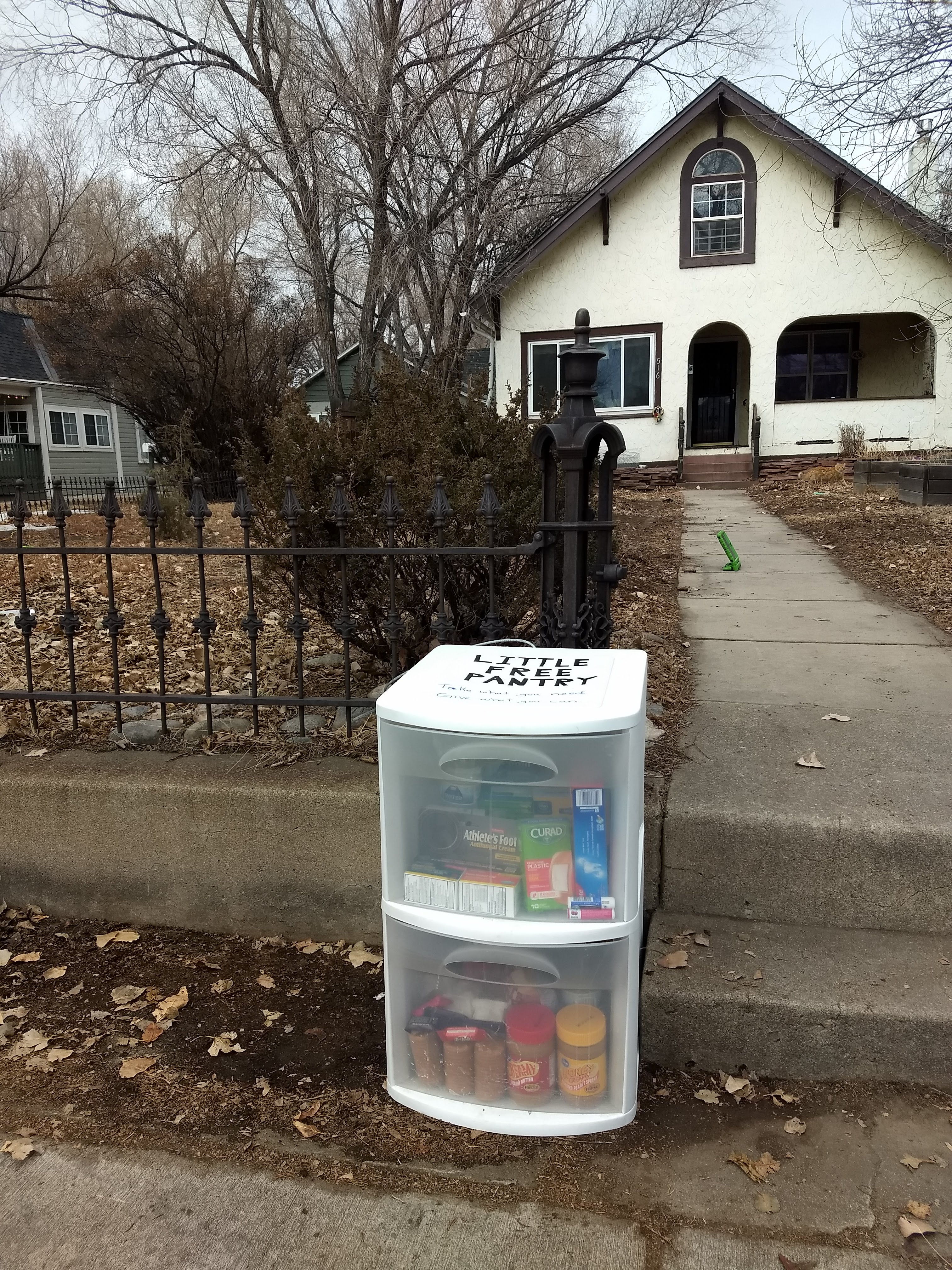 Pikes Peak Little Free Pantry Photo 2