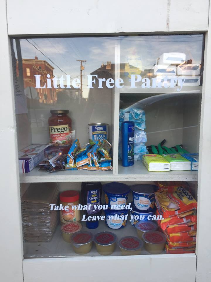 Lynchburg Free Pantry Photo 2