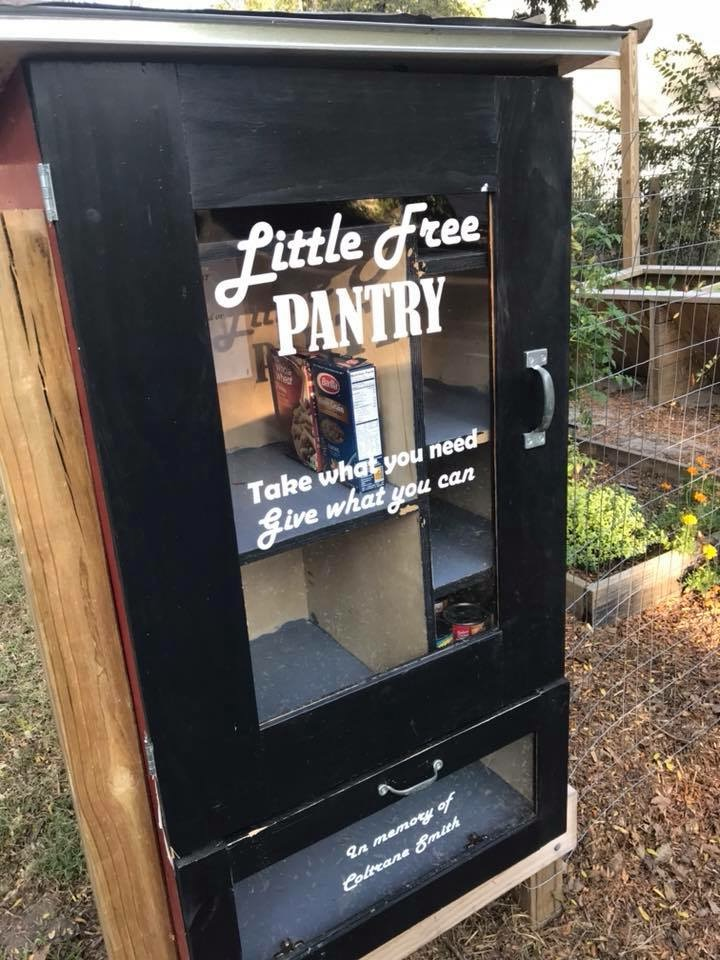Little Free Pantry - Siloam Springs Photo 2