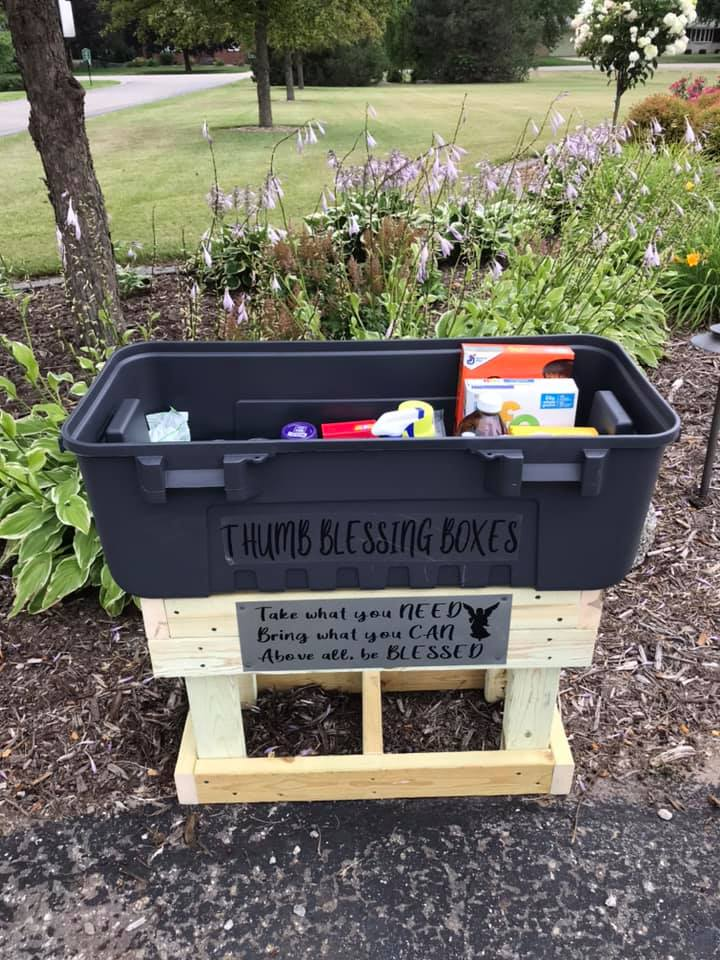 Elkton Thumb Blessing Boxes Photo 1