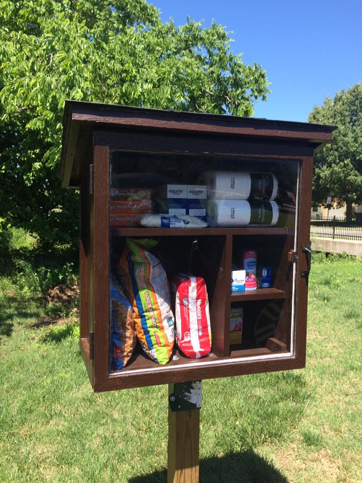 The Little Free Pantry: Pilot Photo 1