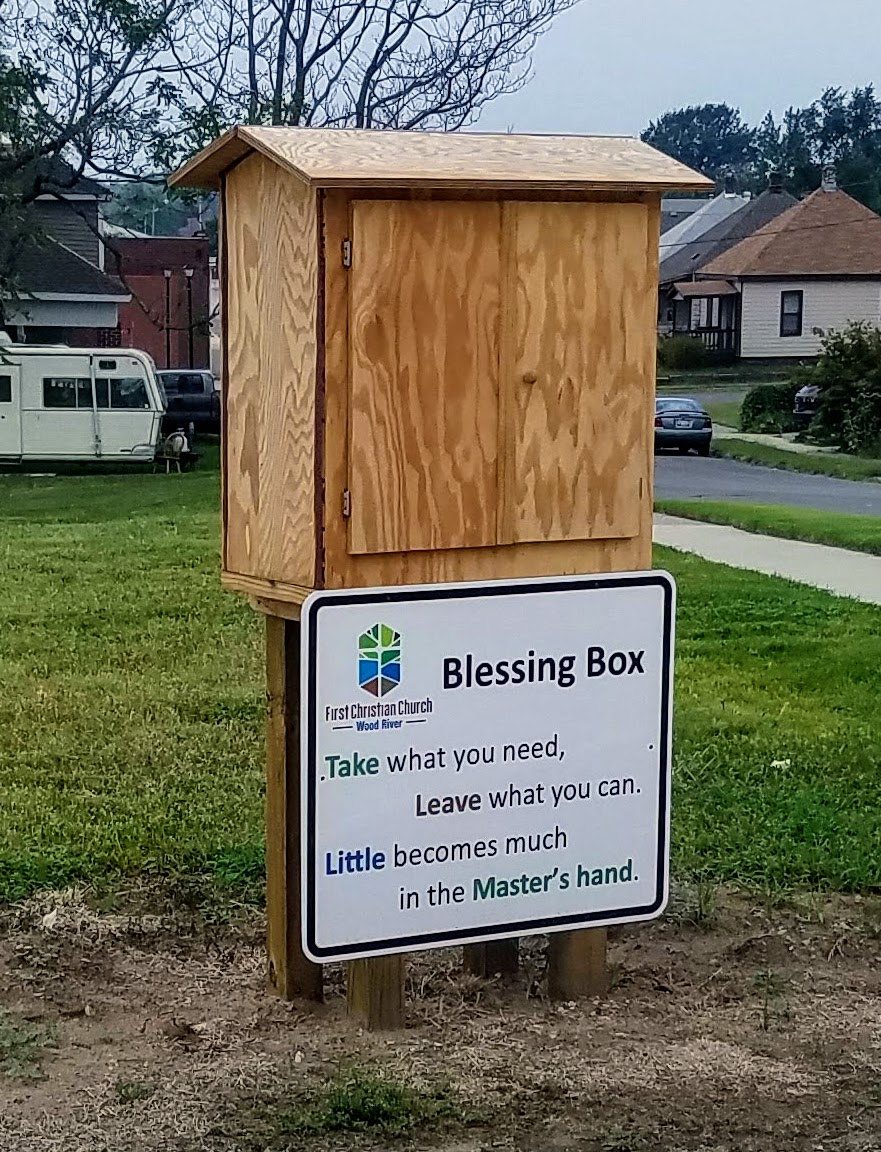 FCC of Wood River Blessing Box Photo 1