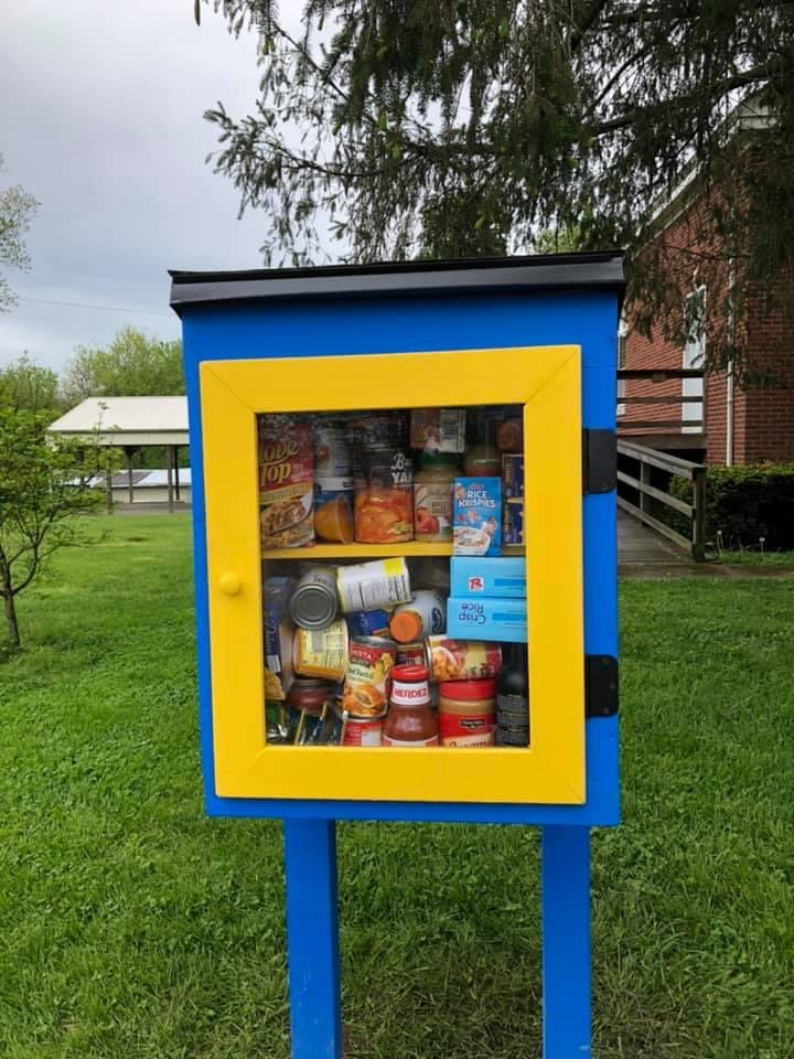 WCC Blessing Box Photo 1