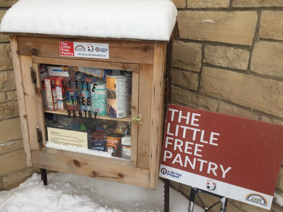 The Little Free Pantry & Gardens at Peace Photo 1