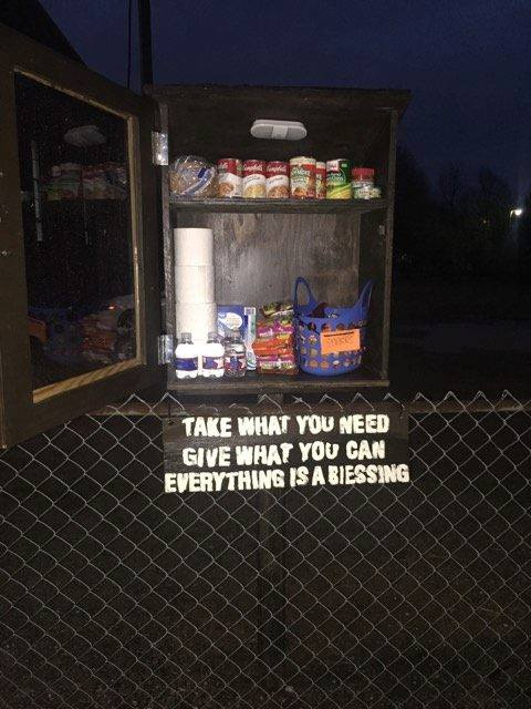 Caudle Ave Baptist Little Free Pantry Photo 1