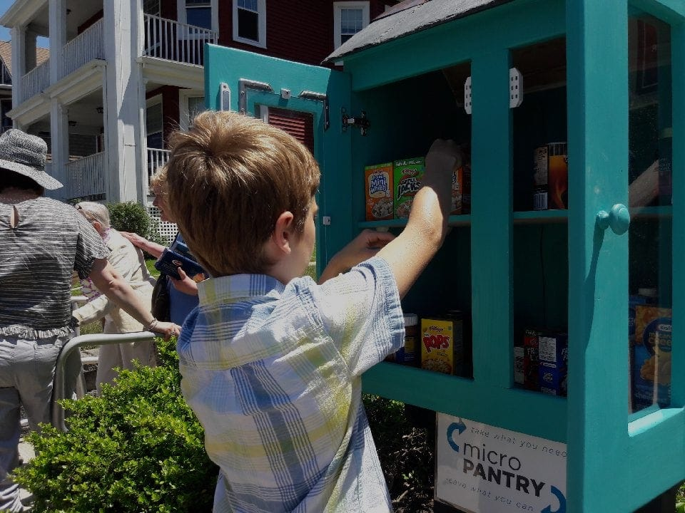 Micro Pantry @ Hillside Community Church Photo 2