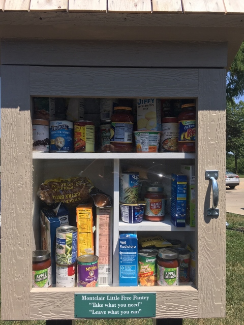Montclair's Little Free Pantry Photo 1