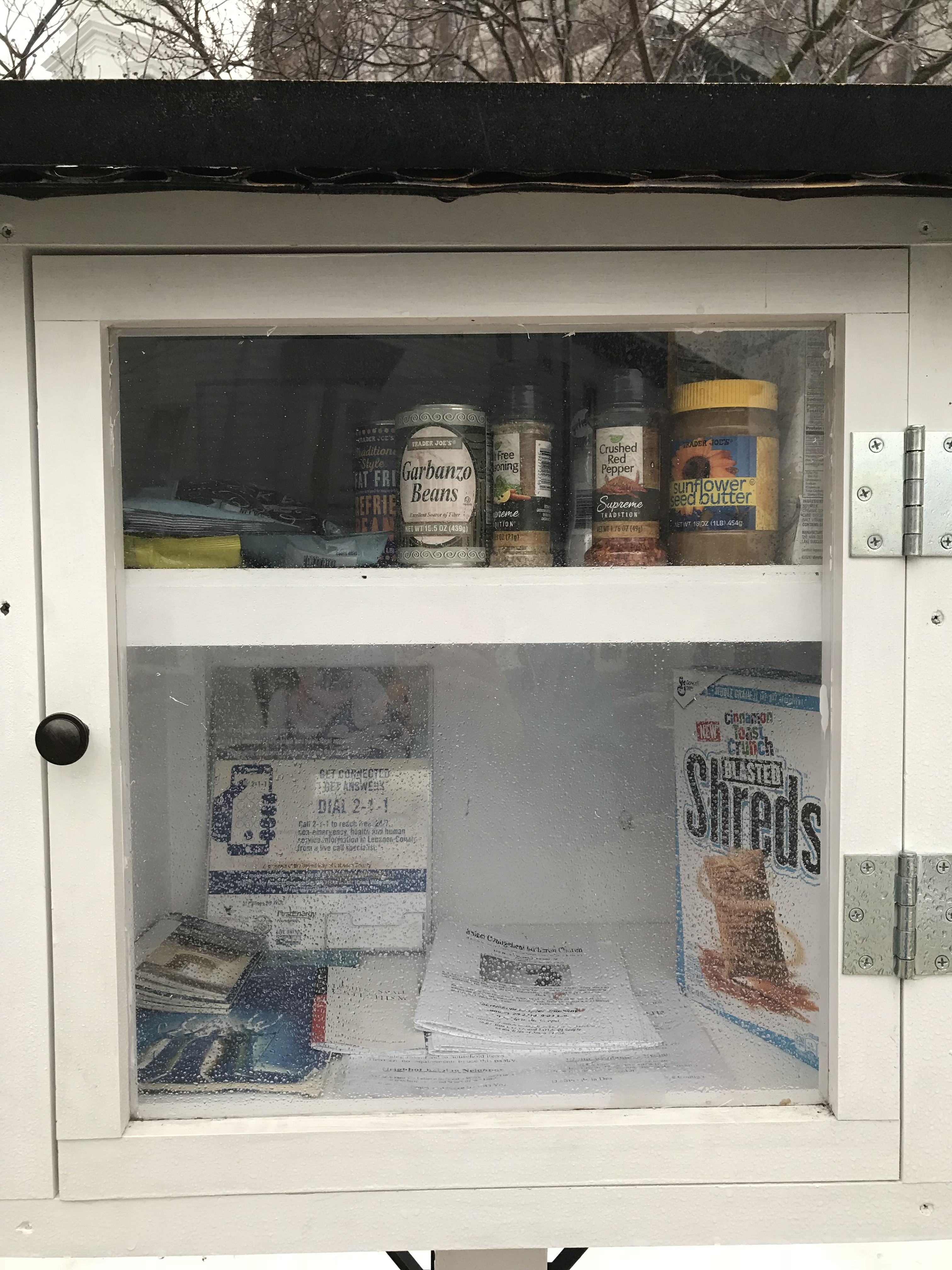 Little Free Pantry - Salem Lutheran Church Photo 1