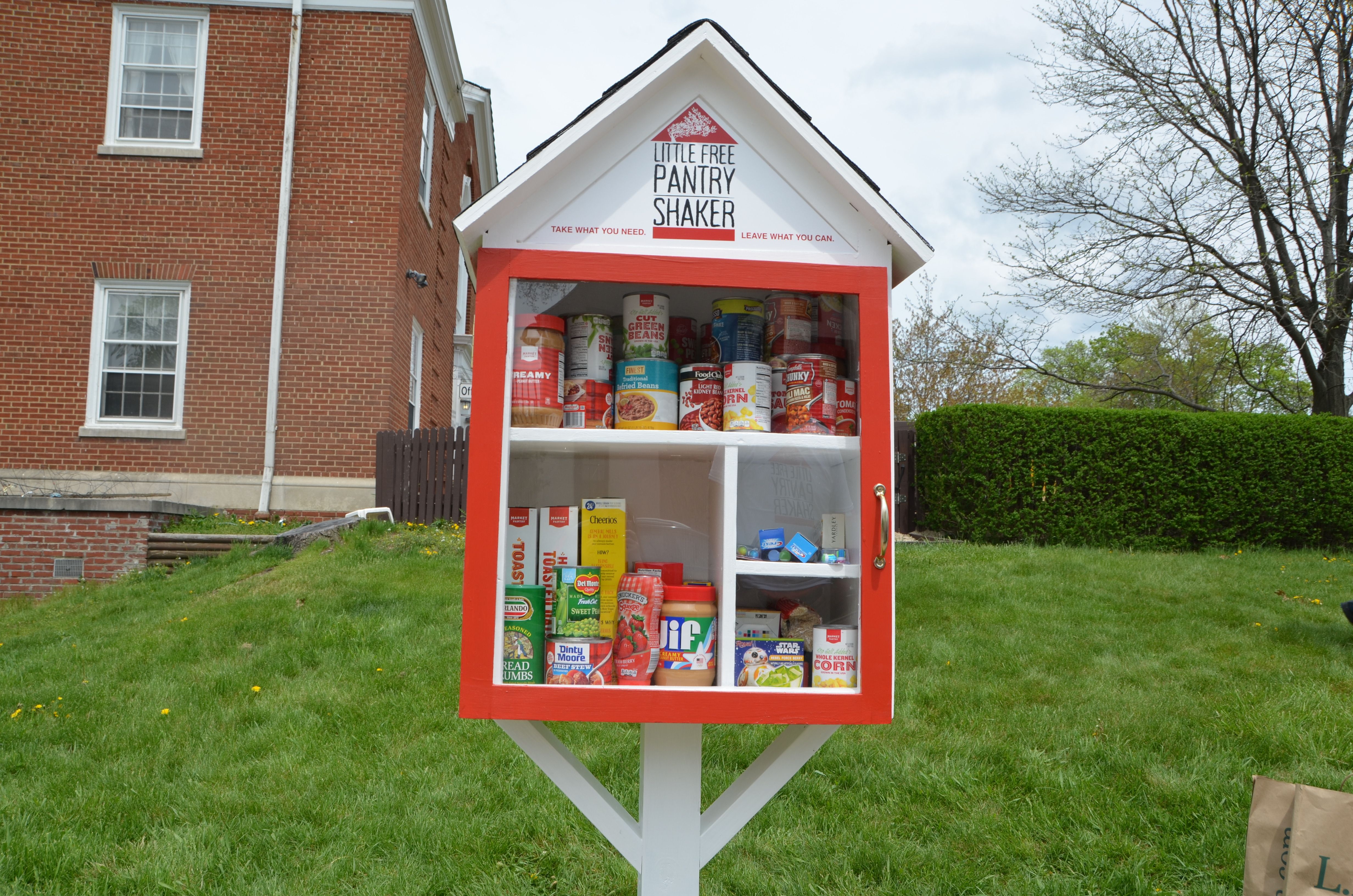 Little Free Pantry of Shaker Photo 1