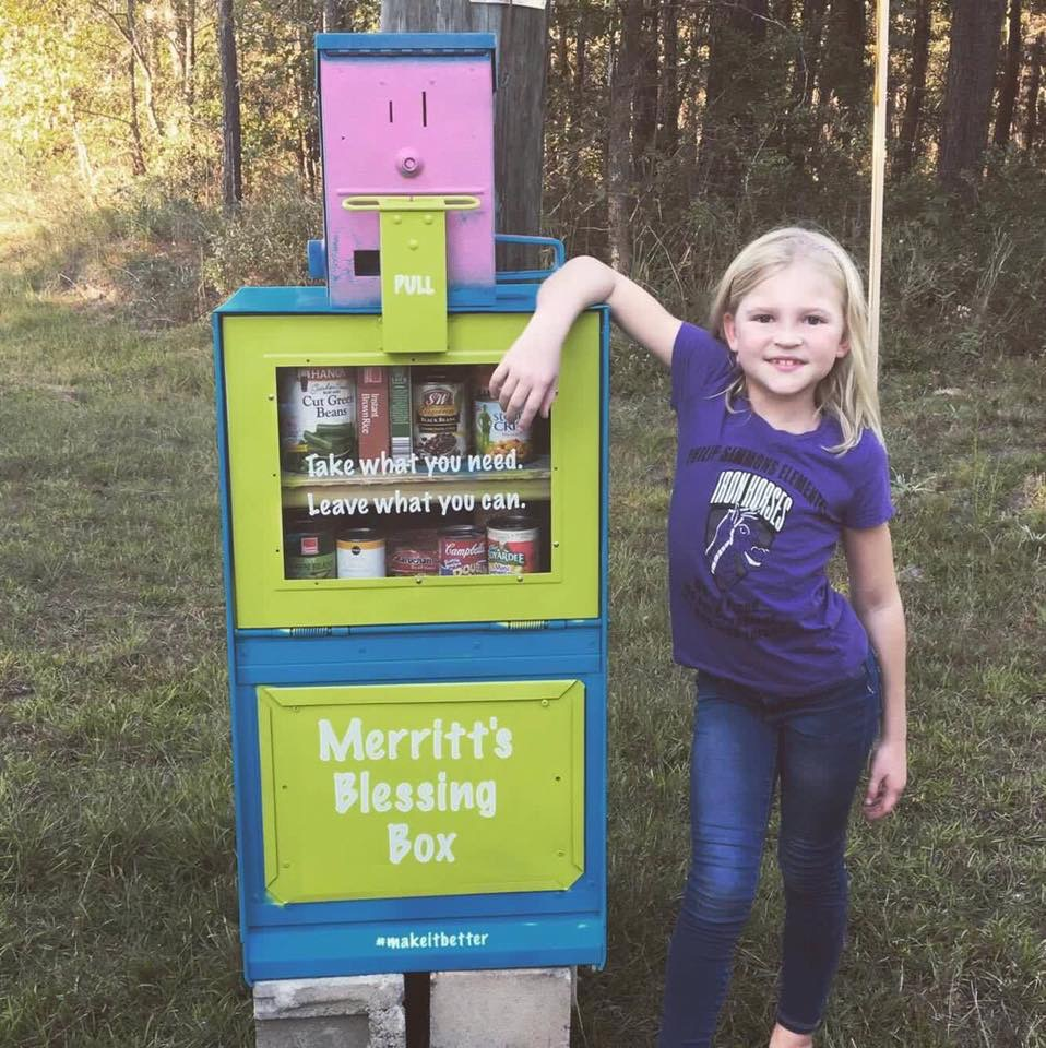 Merritt's Blessing Box Photo 1