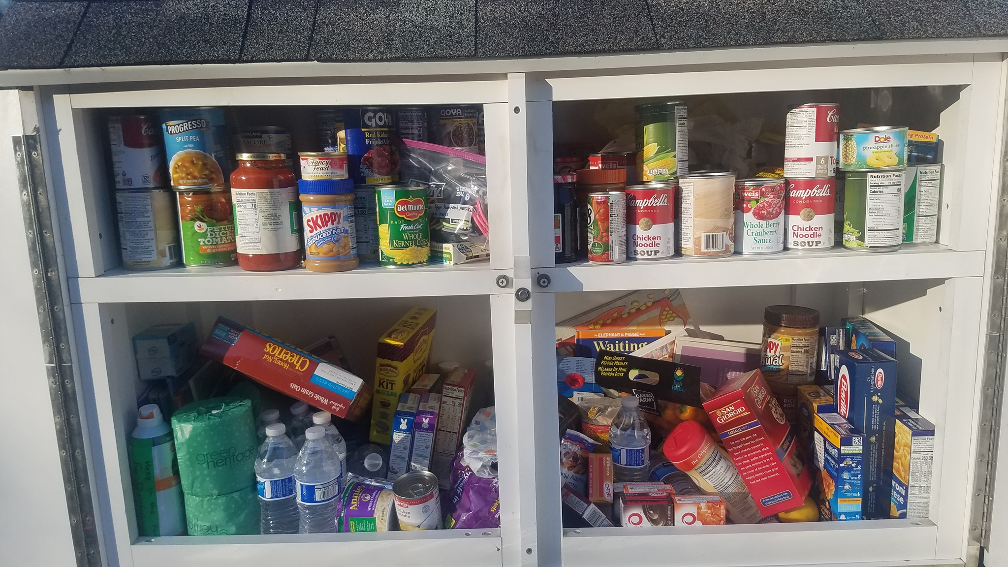 Little Free Pantry of Faith Photo 1