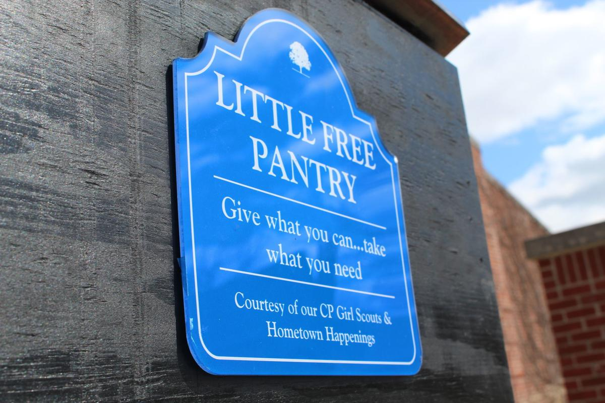 Crown Point Little Free Food Pantry Photo 2